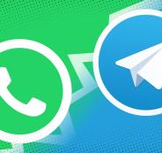 مقارنة-بين-Telegram-و-Whatsapp-و-ايهما-افضل-؟