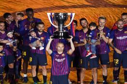 """متى يحسم برشلونة لقب """"الليغا"""" رسمياً؟"""