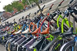 17 مليون هولندي يستخدمون 23 مليون دراجة هوائية
