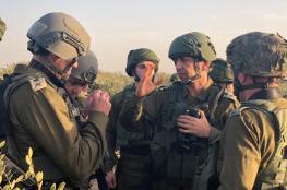 """جيش الاحتلال يحذر """"الكابينت"""" من تنفيذ عملية عسكرية بغزة"""