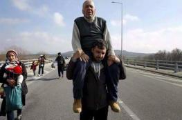 هذه حكايتي: مأساة لاجئ يرويها من عايش الحصار وذاق مرارات العذاب وألم الفراق