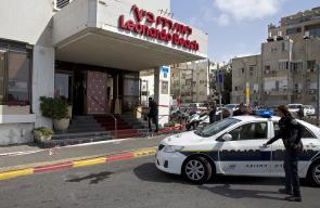 إصابة 4 مستوطنين في عملية طعن نفذها فلسطيني بتل أبيب