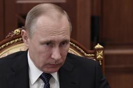 بوتين: الولايات المتحدة تجهز ضربات على ضواحي دمشق