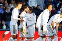 ريال مدريد يواجه أزمة قبل ملاقاة بلد الوليد!