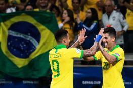 """البرازيل تطيح بالأرجنتين وتتأهل لنهائي """"كوبا أمريكا"""""""