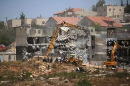Israeli occupation demolishes Palestinian structures in Jordan Valley