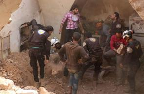 سوريا..طائرات النظام تقتل 4 مدنيين وتصيب العشرات غرب حلب