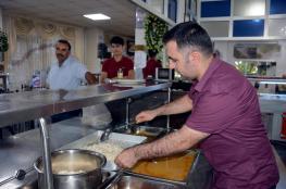 مطاعم بلدة تركية تقدّم وجبات مجانية للفقراء منذ 70 عاماً