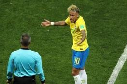 """""""فيفا"""" يرفض شكوى البرازيل ضد حكم مباراة سويسرا بالمونديال"""