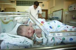 الداخلية بغزة: 10 آلاف مولود و4 آلاف وفاة في الربع الأول من 2021