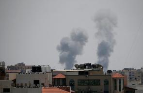 الاحتلال يستهدف عدة مواقع للمقاومة الفلسطينية في قطاع غزة