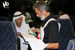 أول زيارة في رمضان.. 41 من أهالي الأسرى يزورون 26 أسيراً في نفحة