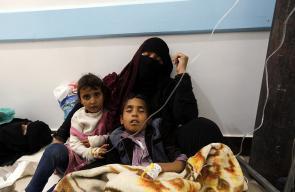 وفاة 34 شخصاً على الأقل ومئات المصابين بمرض الكوليرا المنتشر في 9 محافظات يمنية