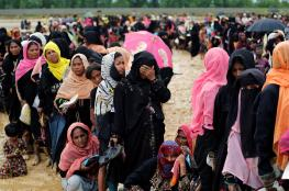 الأمم المتحدة: ارتفاع عدد لاجئي الروهينغيا في بنغلاديش إلى 536 ألفاً