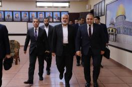 الوفد الأمني المصري يصل قطاع غزة لبحث التهدئة والمصالحة