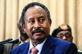 حمدوك: رفع اسم السودان من قائمة الإرهاب أكبر تحديات الحكومة