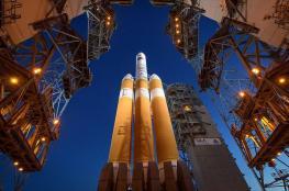 """ناسا تطلق مسبار """"باركر"""" لدراسة الغلاف الخارجي للشمس"""