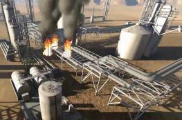 الحوثيون يعلنون شن هجمات جديدة على مطار جيزان السعودي