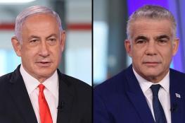 يديعوت: نتنياهو يكثف جهوده لإفشال حكومة برئاسة منافسه لابيد