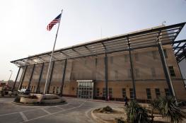 استهداف عجلة محملة بمواد لوجستية تابعة للسفارة الأمريكية في العراق