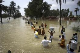 مئات القتلى في فيضانات بجنوب آسيا