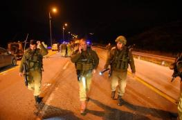 الاحتلال يستنفر قواته عقب إنذار ساخن بعملية في الضفة