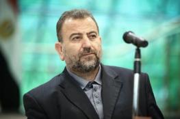 العــاروري: أوصلنا رسالة للاحتلال أننا لن نقبل إعاقة إجراء الانتخابات