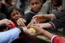 تقرير أممي: 820 مليون جائع في العالم 2018