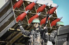 """القسام تنفي مسؤوليتها عن إطلاق الصواريخ نحو """"تل أبيب"""""""