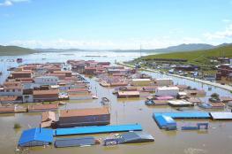 فيضانات الصين.. دمار واسع وإغلاق طرق وإجلاء الآلاف