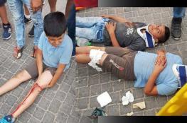 Extremist Israeli settler runs over 3 Palestinian school boys