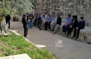 مستوطنون يقتحمون المسجد الأقصى المبارك
