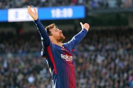 ما هو وعد ميسي لمشجعي برشلونة هذا الموسم؟