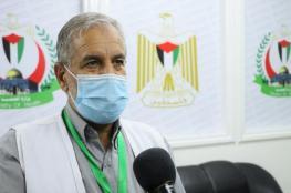 ضهير لشهاب: لقاحات كورونا بغزة آمنة وندعو من تنطبق عليهم الشروط لتلقي التطعيم