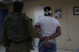 الاحتلال يعتقل 18 مواطناً بحملة مداهمات واسعة بالضفة