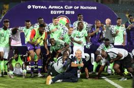 نيجيريا تختطف برونزية كأس أفريقيا من تونس