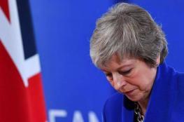 اقتراع على سحب الثقة من رئيسة وزراء بريطانيا الأربعاء