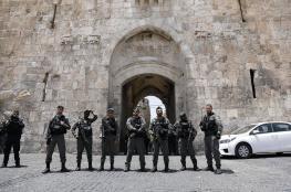 """فرنسا تعرب عن قلقها إزاء """"التوترات"""" في القدس"""