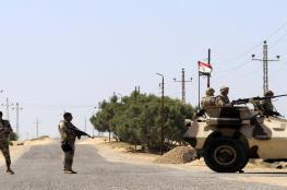 مقتل رجل أمن مصري بتفجير في العريش