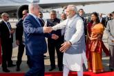 """الهند تبدأ اليوم أولى رحلاتها إلى """"إسرائيل"""""""