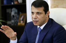 دحلان يستنكر صمت السلطة على تصعيد الاحتلال في غزة
