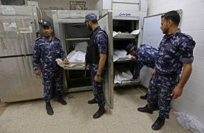 استشهاد 6 مواطنين بانفجار عرضي في منطقة الزوايدة
