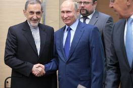 بوتين يستقبل مبعوث خامنئي في موسكو