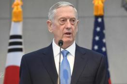 وزير الدفاع الأمريكي: لن نغادر العراق بعد تحرير الموصل
