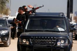 مرافق وزير في حكومة الحمد الله يدهس محتجين على معبر ايرز