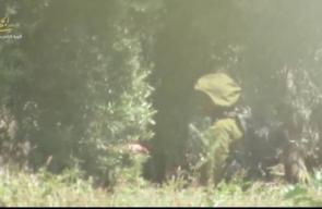 عملية قنص جندي إسرائيلي