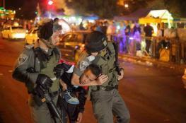 الاحتلال يعتقل شاب قرب الحرم الإبراهيمي بزعم حيازته سكين
