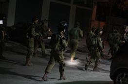 الاحتلال يعتقل 7 مواطنين بالضفة المحتلة