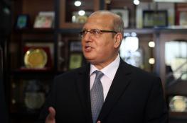 الخضري يشيد بموقف الوفد البرلماني الأوروبي ويدعو لتكتل دولي لرفع الحصار