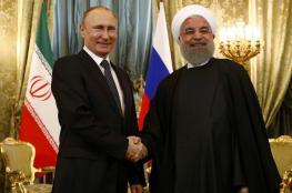 توقيع 14 اتفاقا ومذكرة تعاون بين روسيا وإيران